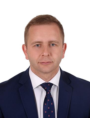 Zastępca Prezesa - Dominik Zaremba